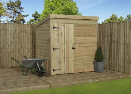 Empire 1000 Pent Range 6X4ft